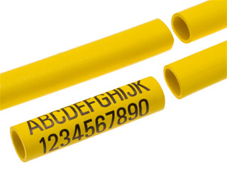 Neoprene Heatshrink Cable Markers